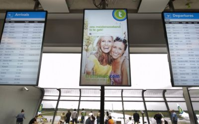 Top 5 Digital Signage System features today